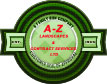 A-Z Landscapes Seal of Approval Image
