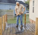 Decking maintenance image